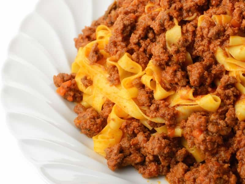 How to make a great Bolognese sauce