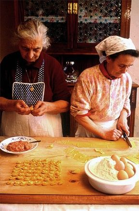 nonne tortellini