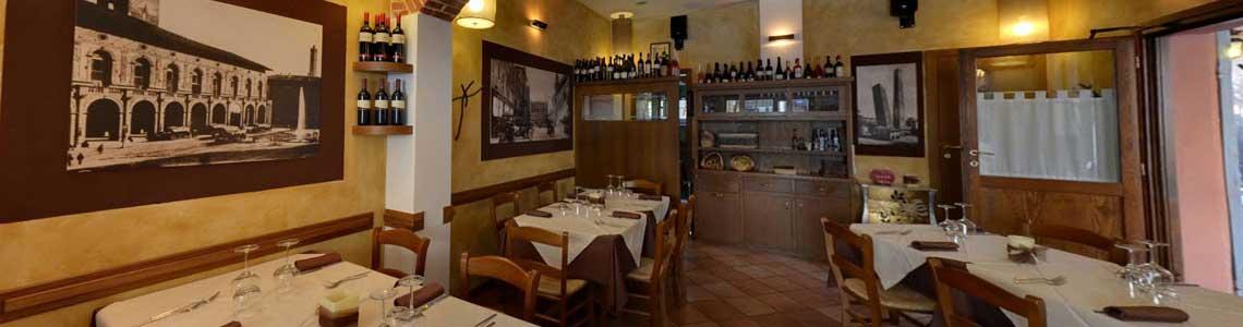 Trattorias and Osterias in Bologna