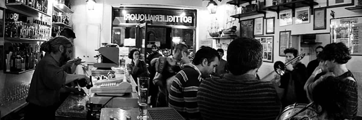 WHERE YOU CAN DRINK: OSTERIE DI BOLOGNA