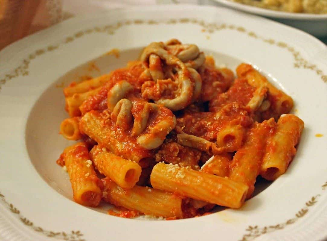 The 10 most strange Italian dishes